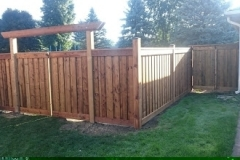 Ryan's Landscaping Fences 1